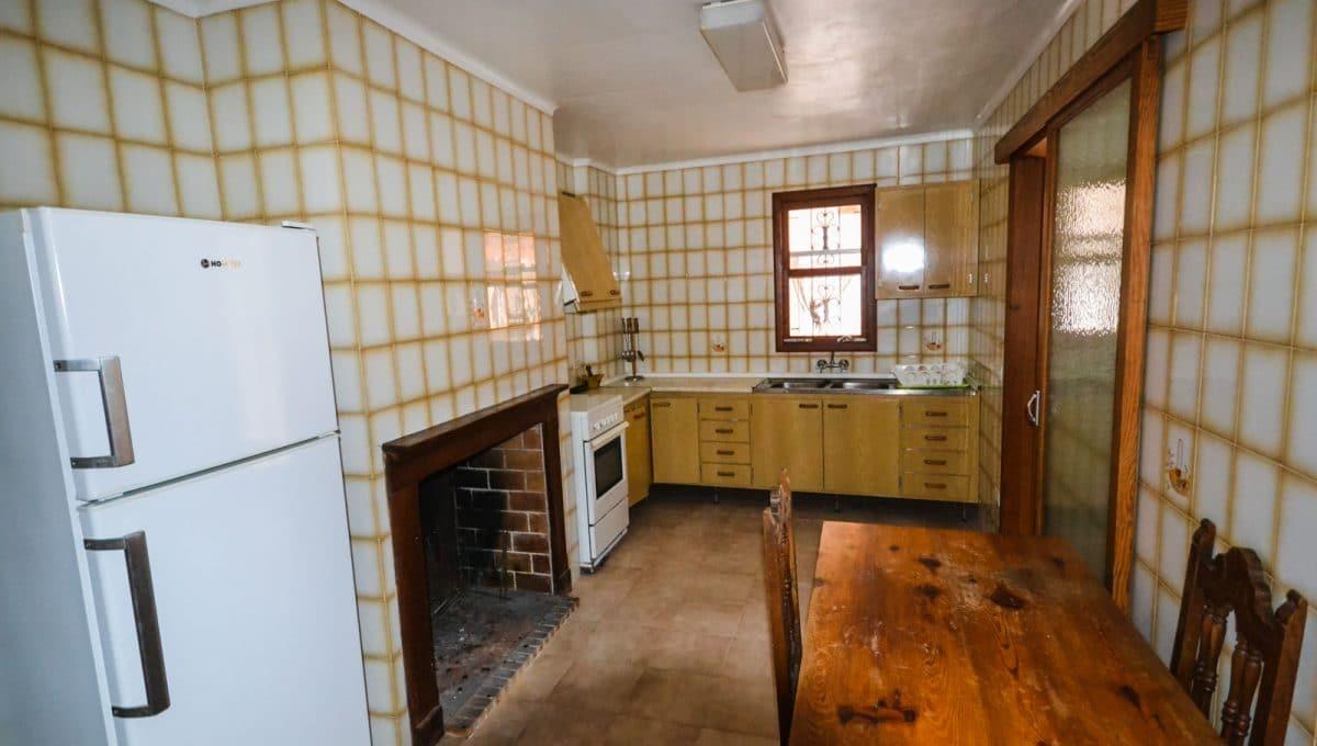 Küche in ein Stadthaus in zentrum von felanitx