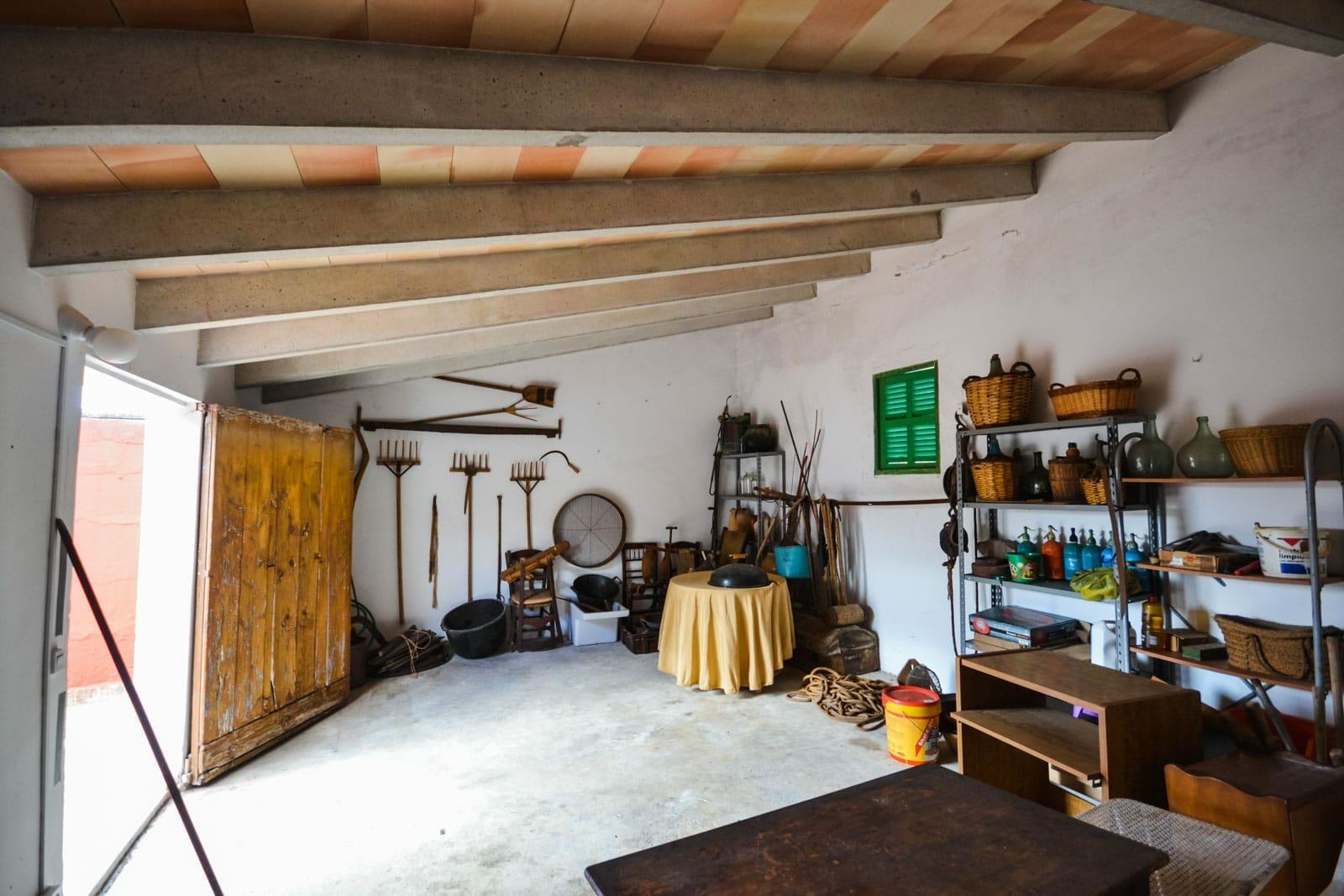 Casa de pueblo mallorquina en buen estado