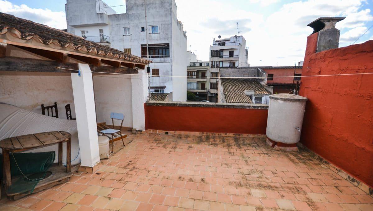 Terrasse in zentrum von felanitx