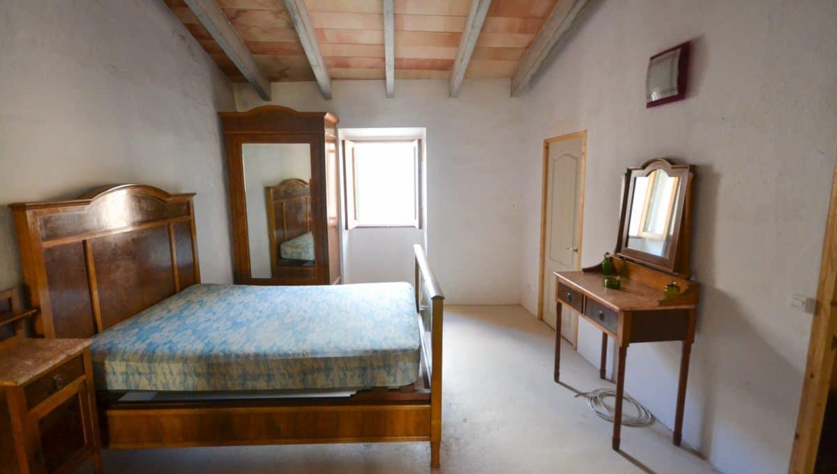 Schlaffzimmer in ein Stadthaus in felanitx