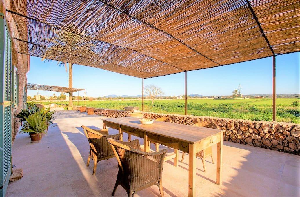 Luxusimmobilien Mallorca Finca Campos