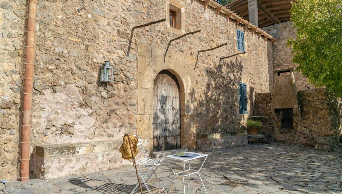 Historische Naturstein Finca in Arta