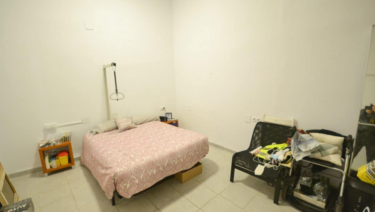 Breite Schlafzimmer in Renovierte Haus in Felanitx