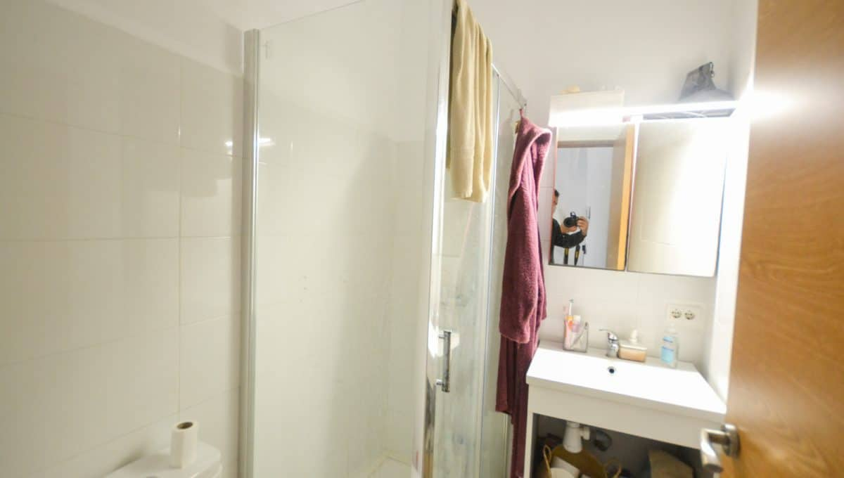 Dabezimmer mit duche in Felanitx