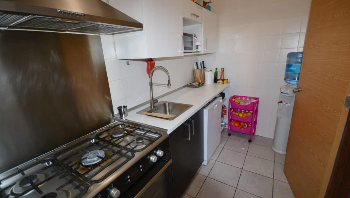 Renovierte Küche in Ergeschoss in felanitx