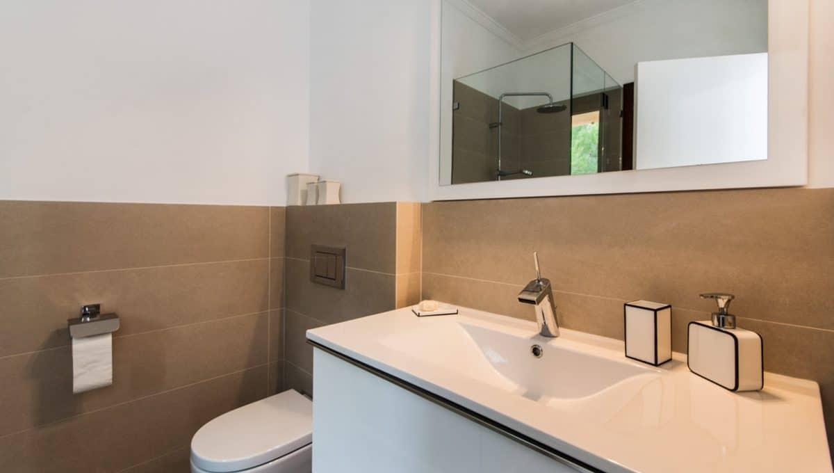 Luxus Finca Arta Badezimmer