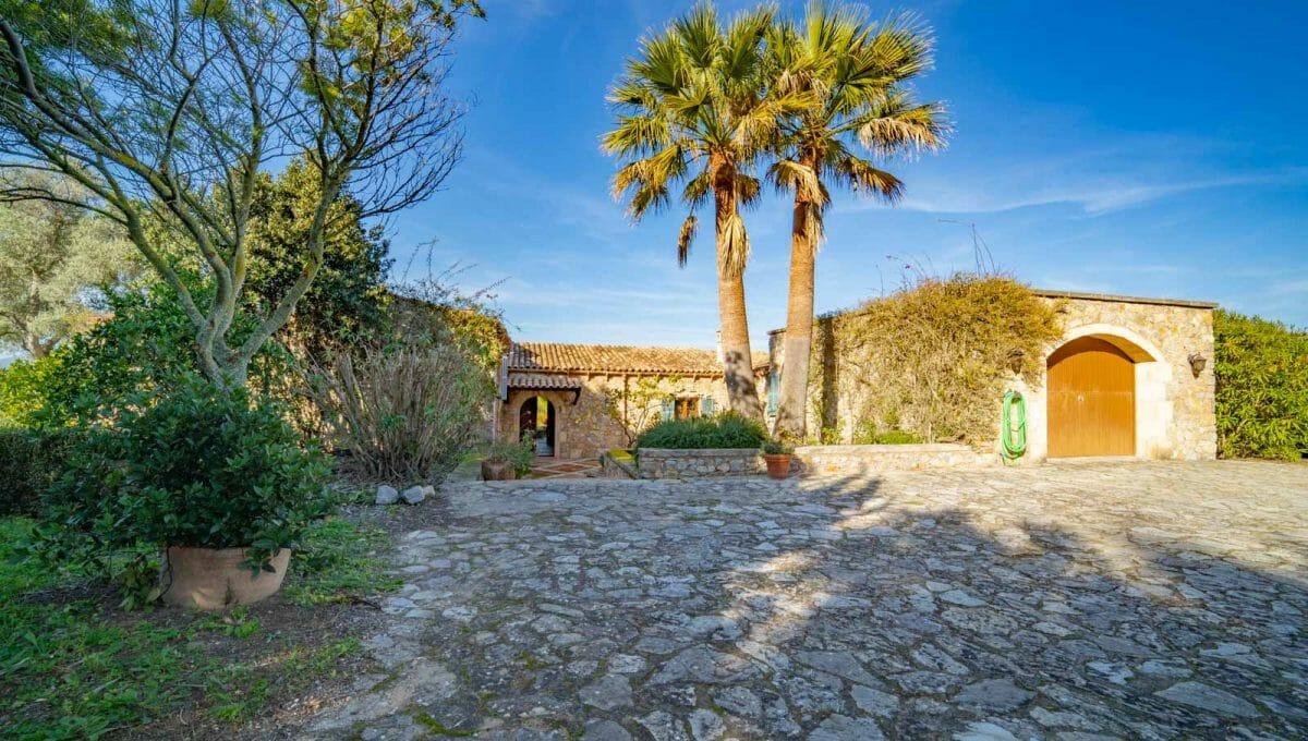 Luxusimmobilien Mallorca Finca Arta