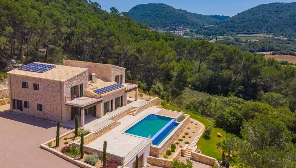 Moderne Luxusimmobilie in Algaida