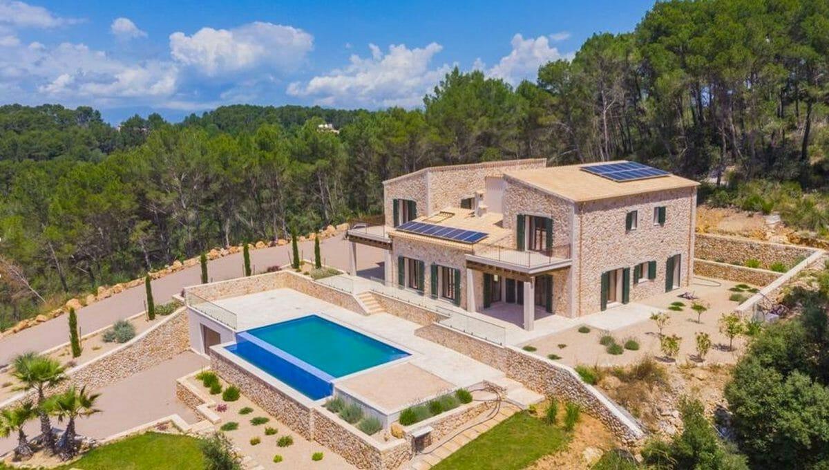 Autarke Luxusimmobilie in Algaida