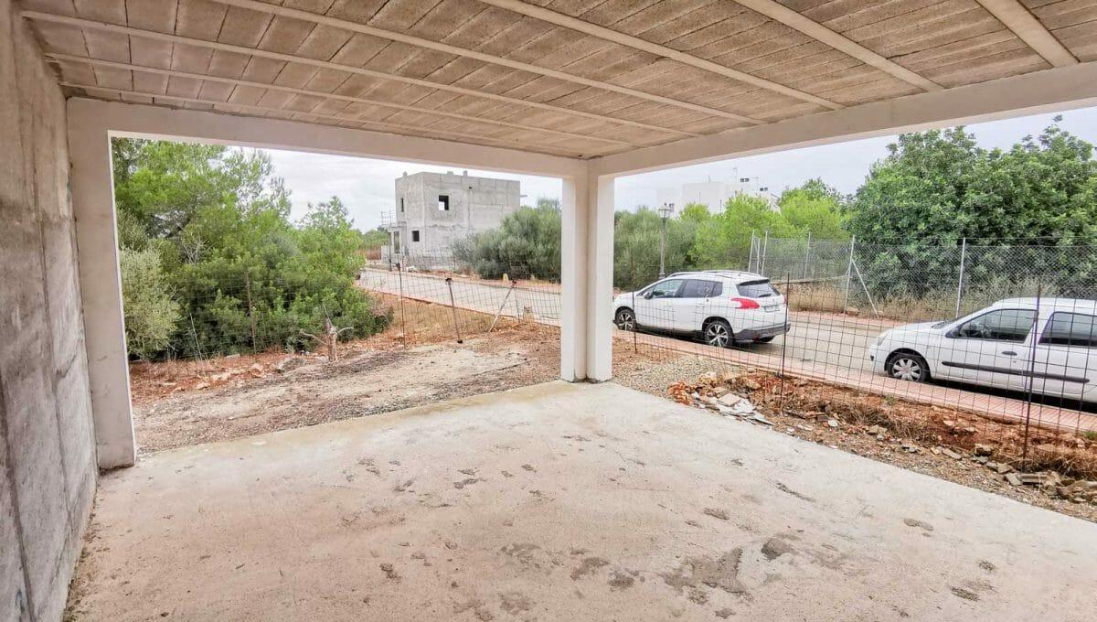 Garage fur zweit autos un ein neubau