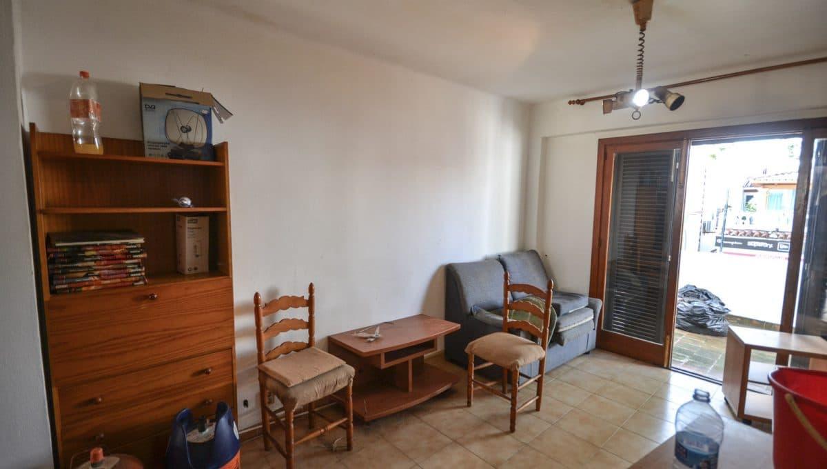 Wohnung in Cala d'Or Wohnzimmer
