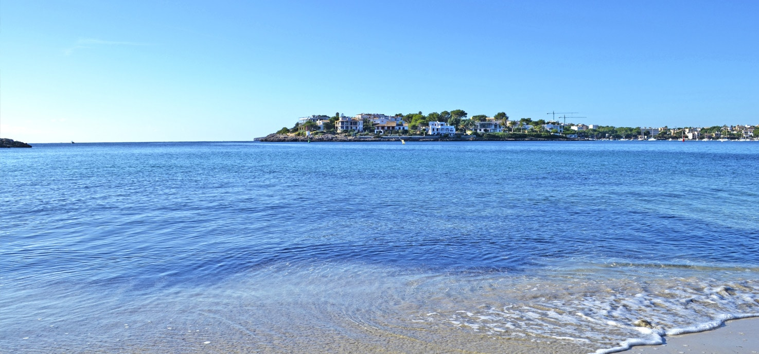 Immobilien Portocolom s'Arenal Strand