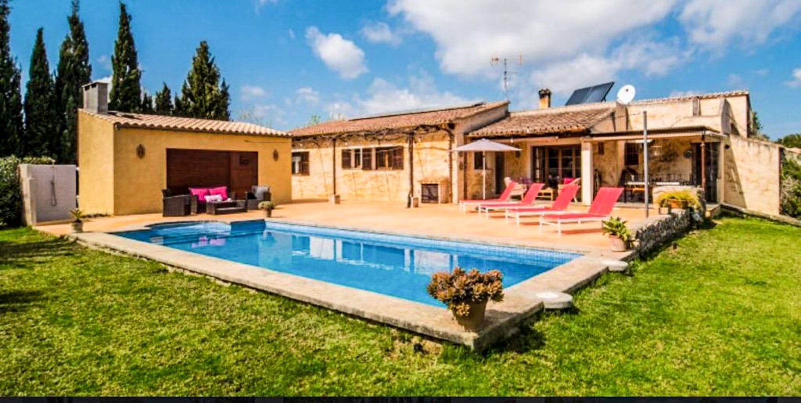 Schöne mallorquinische Finca mit Pool in Artá