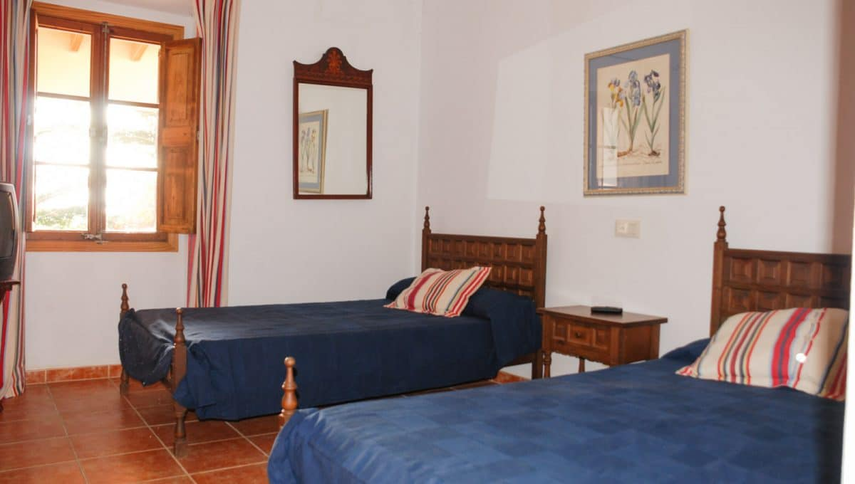 Doppel Schlafzimmer in Son Macia