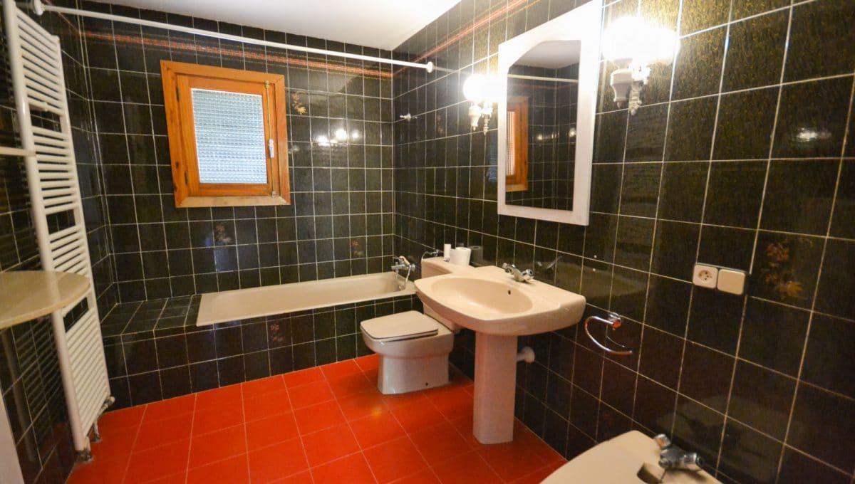Badezimmer mit moderne Flissen in Llucmayor