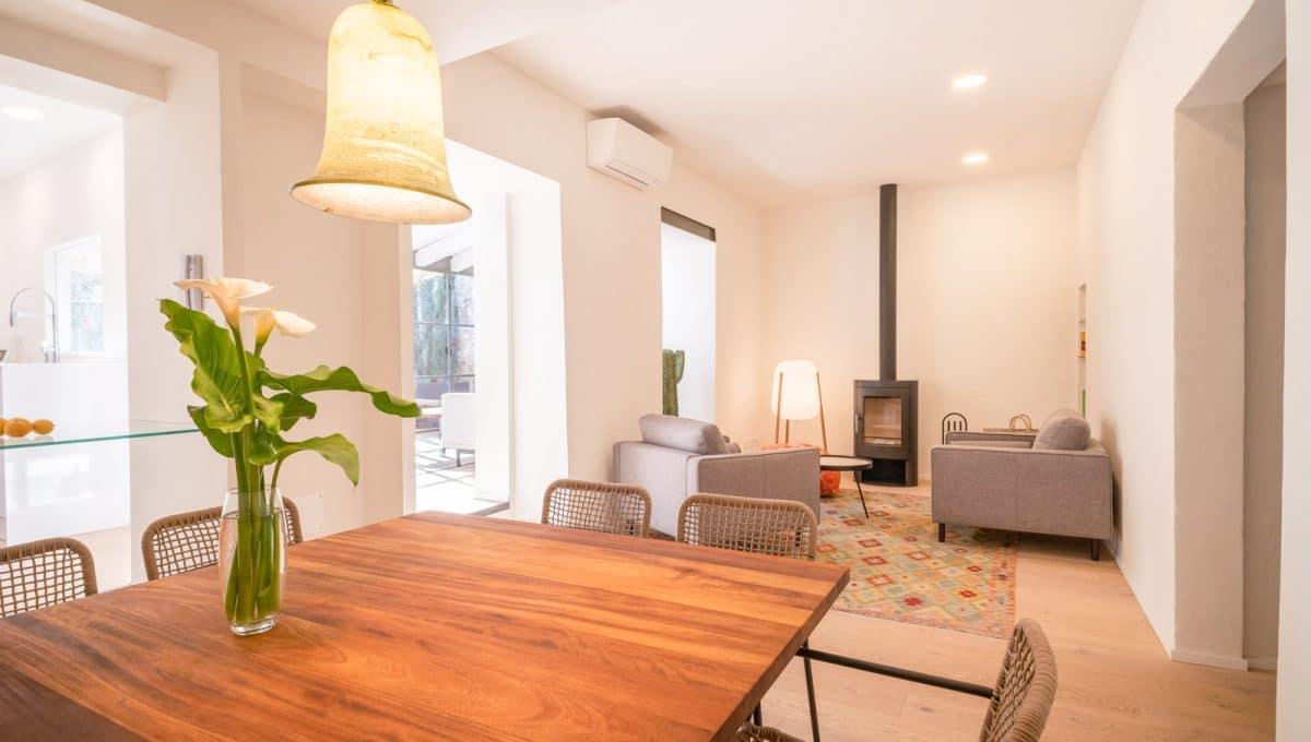 Luxus Ess- und Wohnzimmer in felanitx