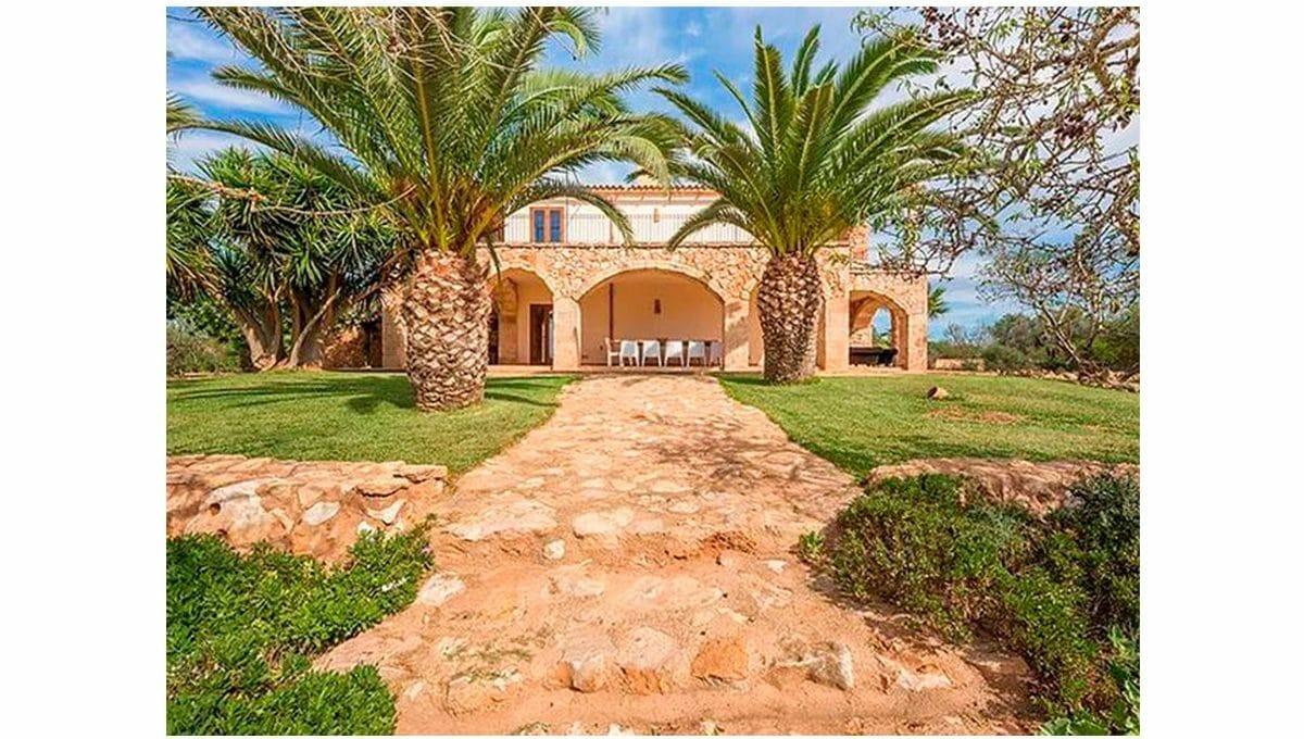 Luxusimmobilien Mallorca Finca Ses Salines