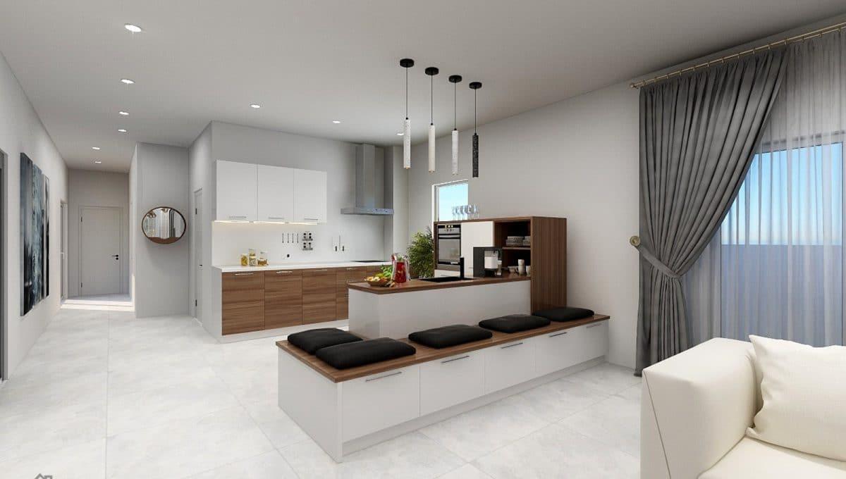 Luxus Wohnung mit Dachterrasse in Felanitx