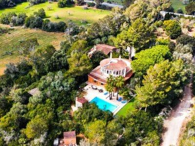 Finca mit ETV Lizenz und Swimmingpool in Campos