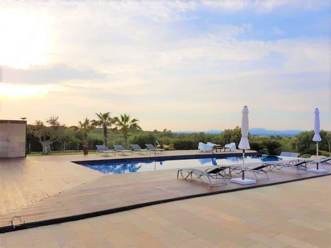 Finca mit Swimmingpool un ETV Lizenz Ses Salines
