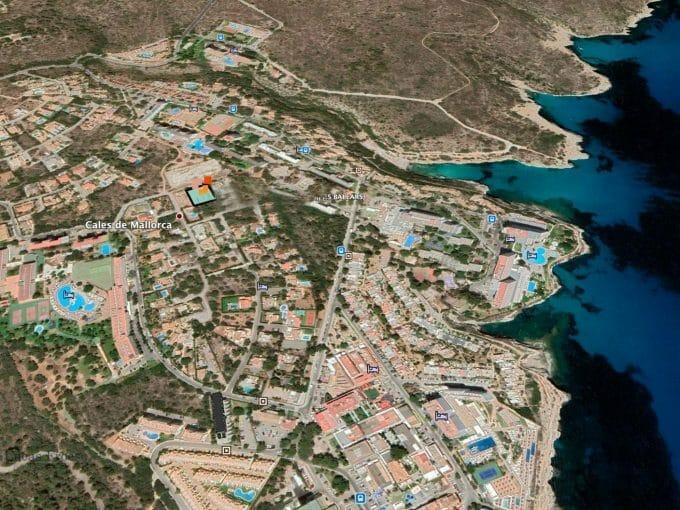 Immobilien Cala Murada Grundstück