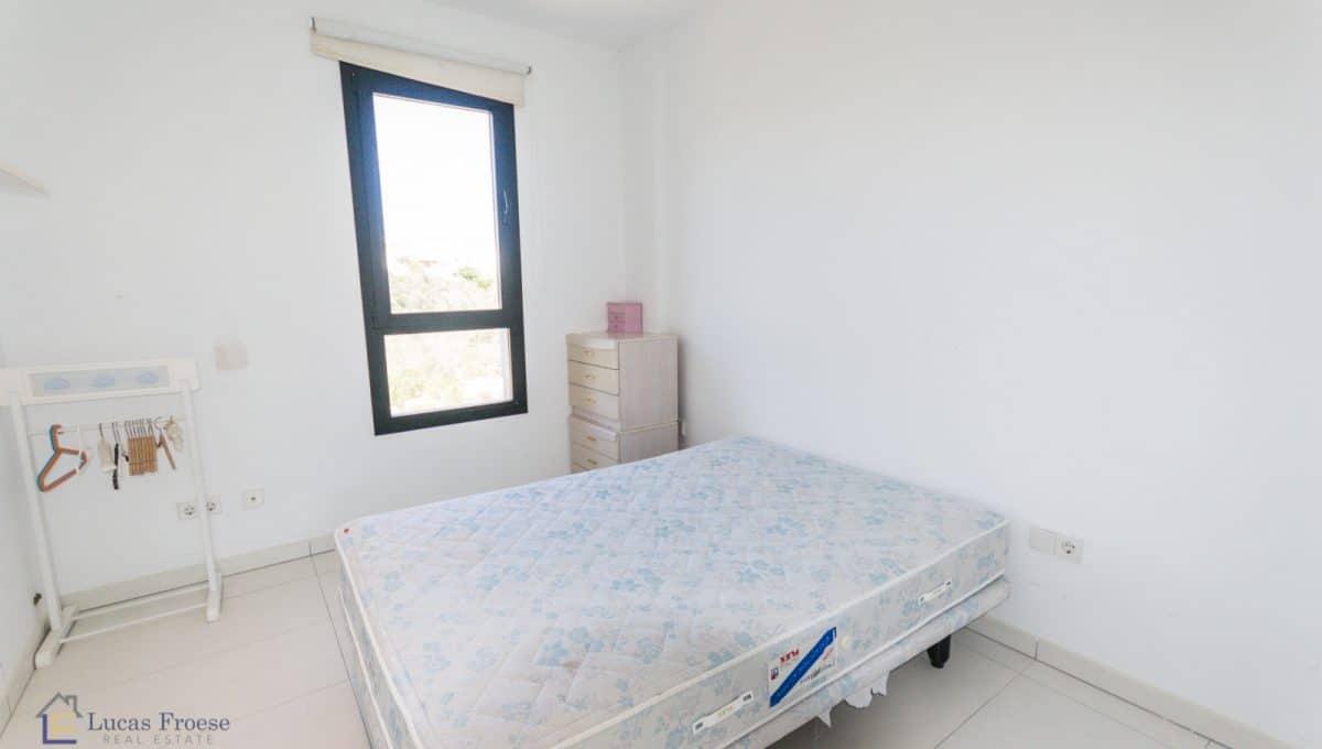 Modernes Haus in Portocolom Schlafzimmer