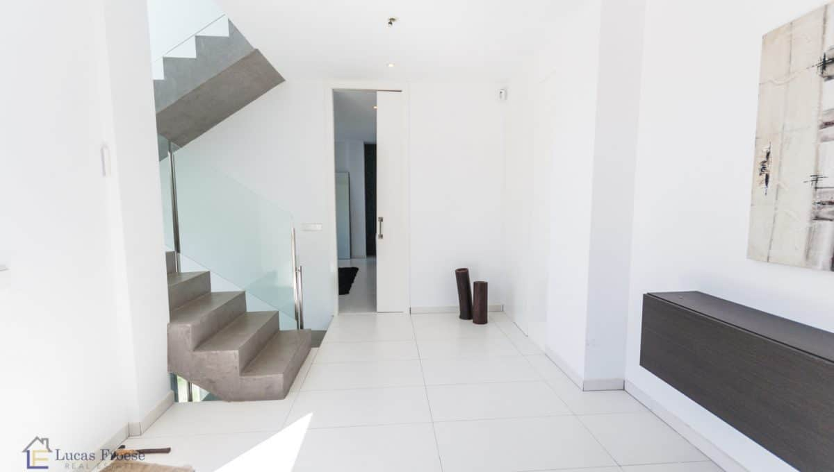 Modernes Haus in Portocolom