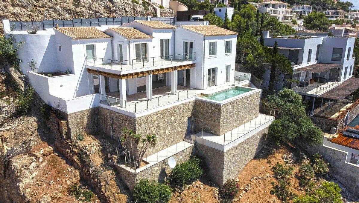 Luxusimmobilien Mallorca Port Andratx Villa