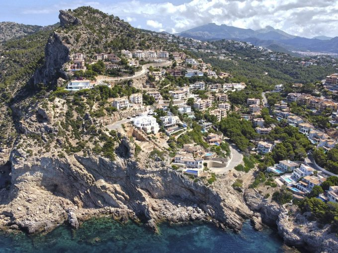 Drone Port Andratx Mallorca
