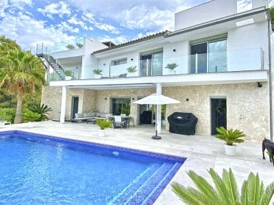 Luxusimmobilien Mallorca Santa Ponsa Villa